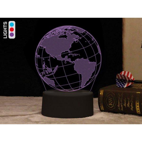 ΛΑΜΠΑ i-TOTAL CM3330 3D LED...