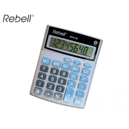 ΑΡΙΘΜΟΜΗΧΑΝΗ REBELL 8111