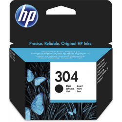 ΜΕΛΑΝΙ HP No 304 Black Ink...