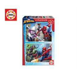 ΠΑΖΛ SPIDER-MAN EDUCA 2x48Τ.