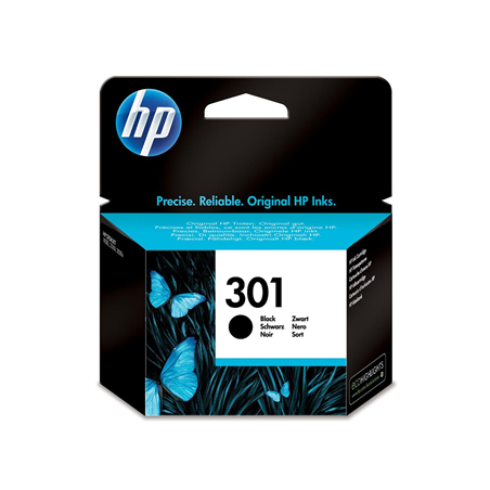 ΜΕΛΑΝΙ HP No 301 Black -...