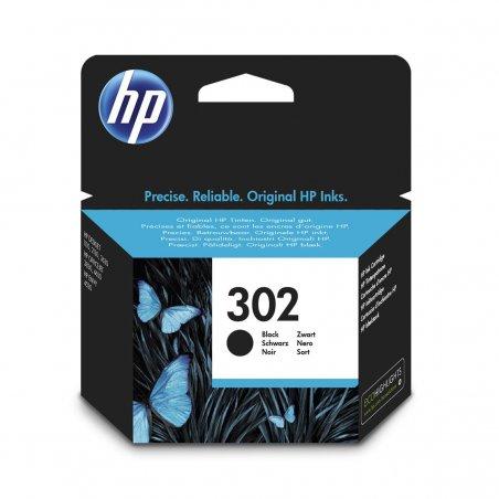 ΜΕΛΑΝΙ HP No 302 Black