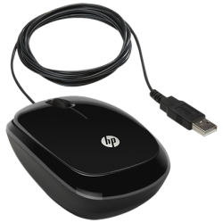 Ενσύρματο Mouse HP X1200 Sparkling Black