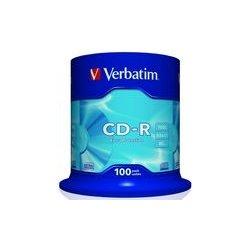 CD-R VERBATIM CAKE 100T.