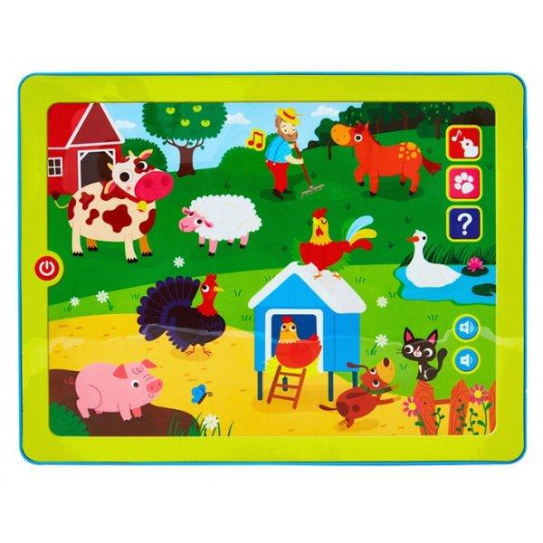 Παιδικό Tablet: Παίζω στο αγρόκτημα