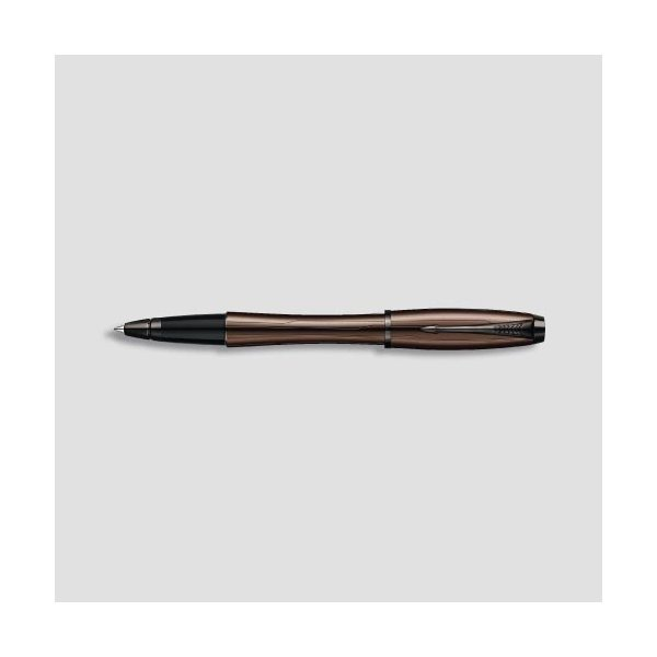 ΣΤΥΛΟ  PARKER ROLLER URBAN PREMIUM METALLIC BROWN