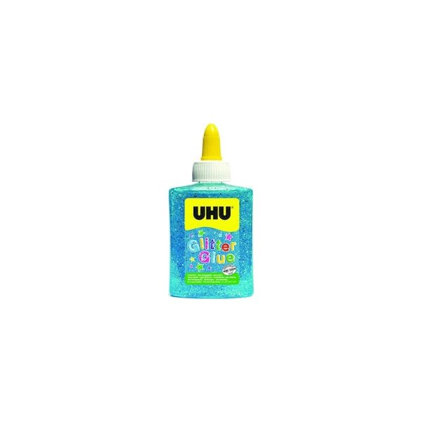 ΚΟΛΛΑ UHU GLITTER BOTTLE 90GR