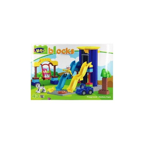 Τουβλάκια Blocks Παιδική Χαρά